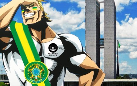 personagens de anime para presidente